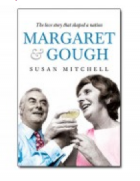 Susan Mitchell: Margaret and Gough, book cover