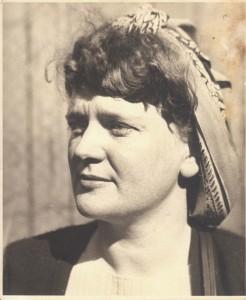 Activist, Phyllis Johnson, 1940s, image courtesy Phyllis Johnson