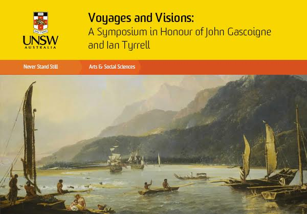Voyages and Visions Symposium – Register Now