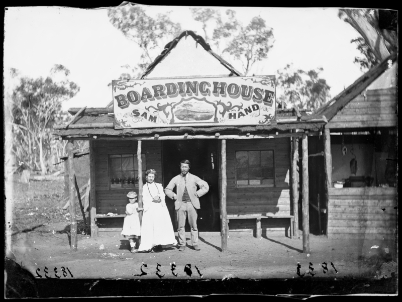 From Canton to the colonies: Chinese women in 19th century New South Wales