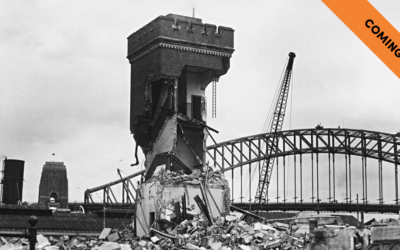 Museum of Sydney: Demolished Sydney