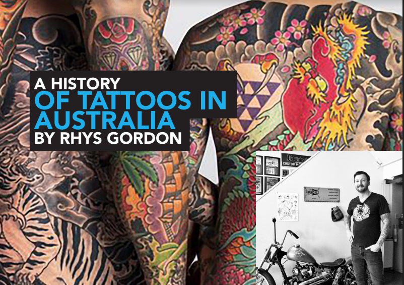A History of Tattoos in Australia: Liverpool City Library