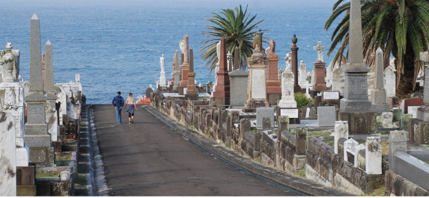 Sydney Cemeteries field-guide now available