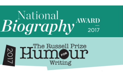 Call for entries: Humour Writing Prize and National Biography Award