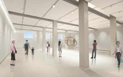 State Library of NSW secures donations for new world-class galleries