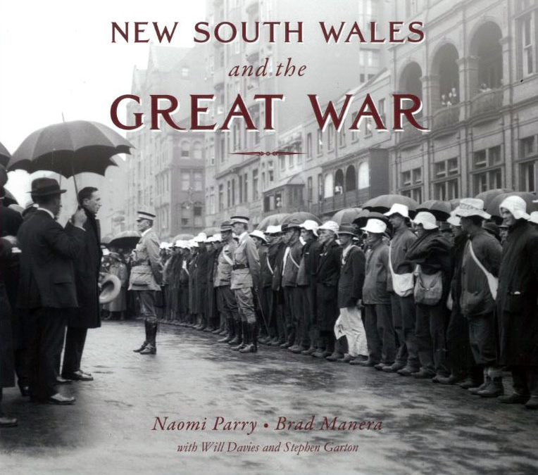 Writing 'New South Wales and the Great War' with Naomi Parry