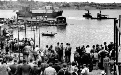 World War Two: The Canada Bay Connection