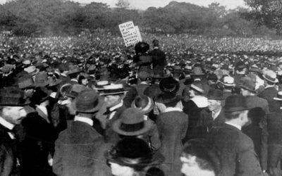 Taking to the Streets: The Great Strike of 1917