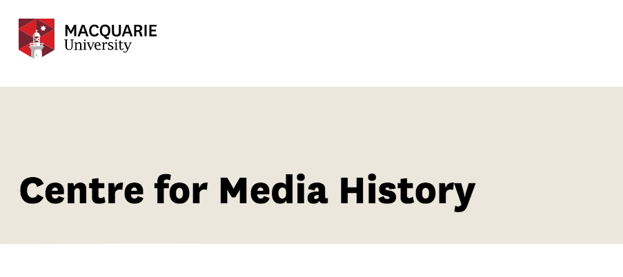 Workshop: Media History or Medium History?
