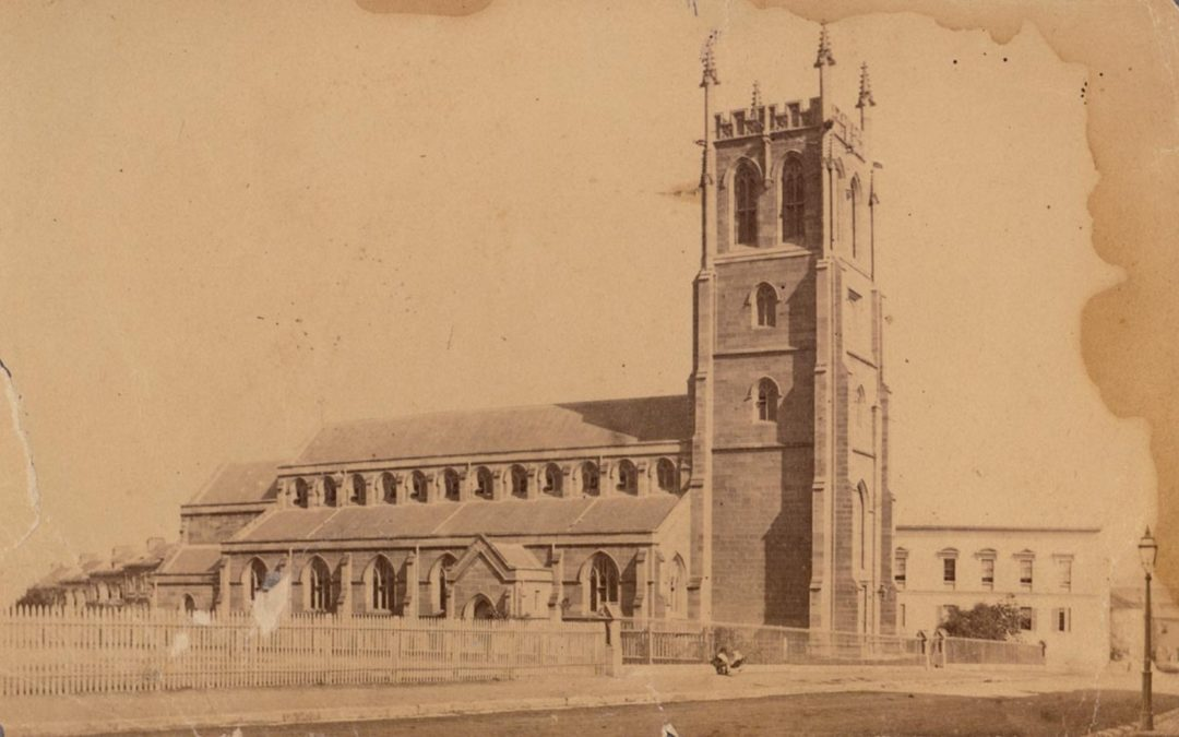 COSHA visit St Philip's – Church Hill