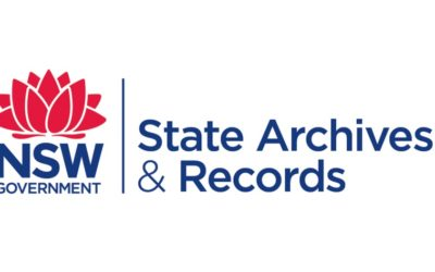 Live Webinars with State Archives & Records NSW