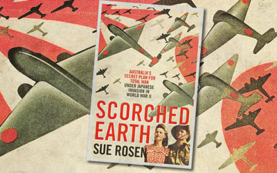 Scorched Earth: Sue Rosen