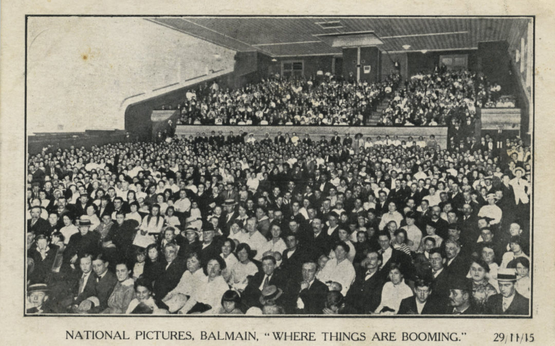 Cinemas and Theatres of the Inner West 1900s-1960s Exhibition