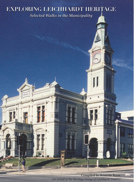 History Now! Mobile interactive walking tours of Leichhardt and Balmain