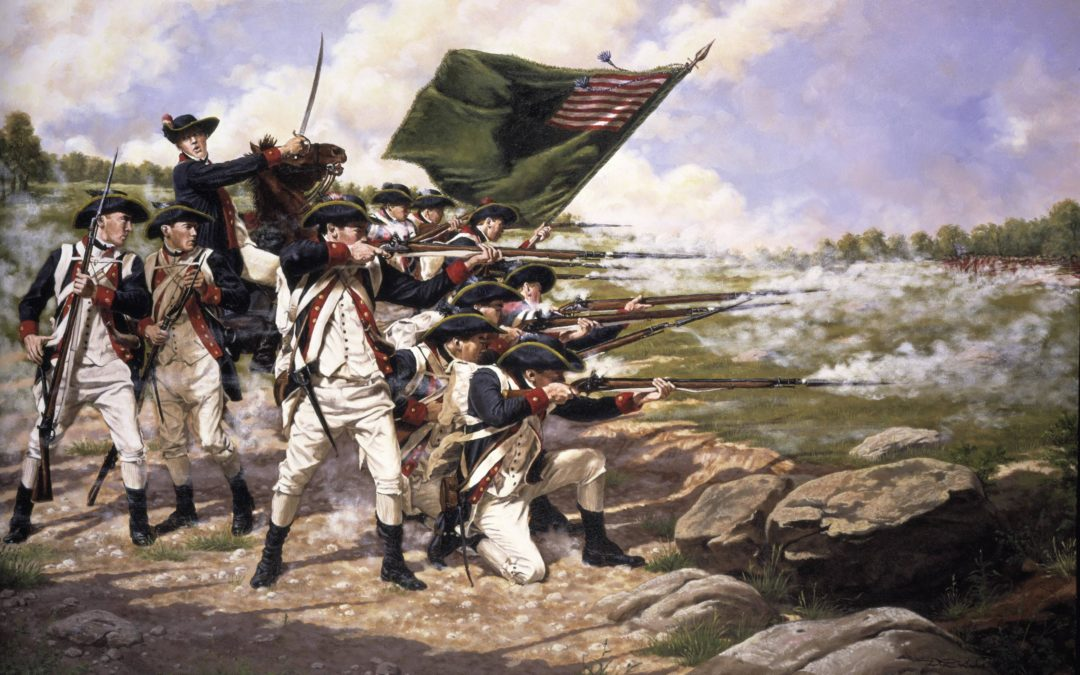 Military History Society of NSW: Did America win the War of Independence?