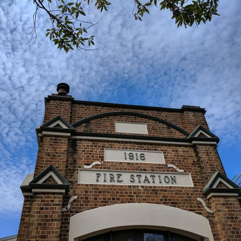 Former Fire Station building, Camden