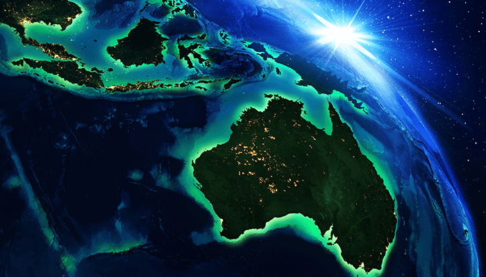 From the Outback to Outer Space: Australia in Space