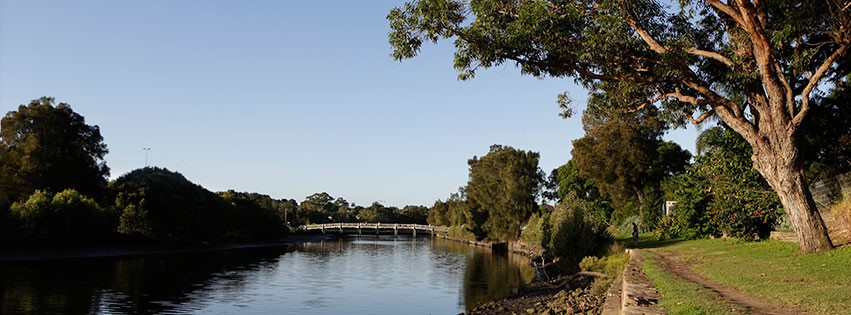 Cooks River: an unnatural history