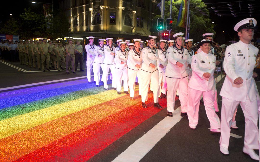Serving in Silence? Australian LGBTI Military Service since World War II