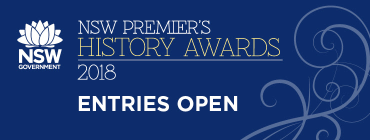 NSW Premier's History Awards 2018 now open