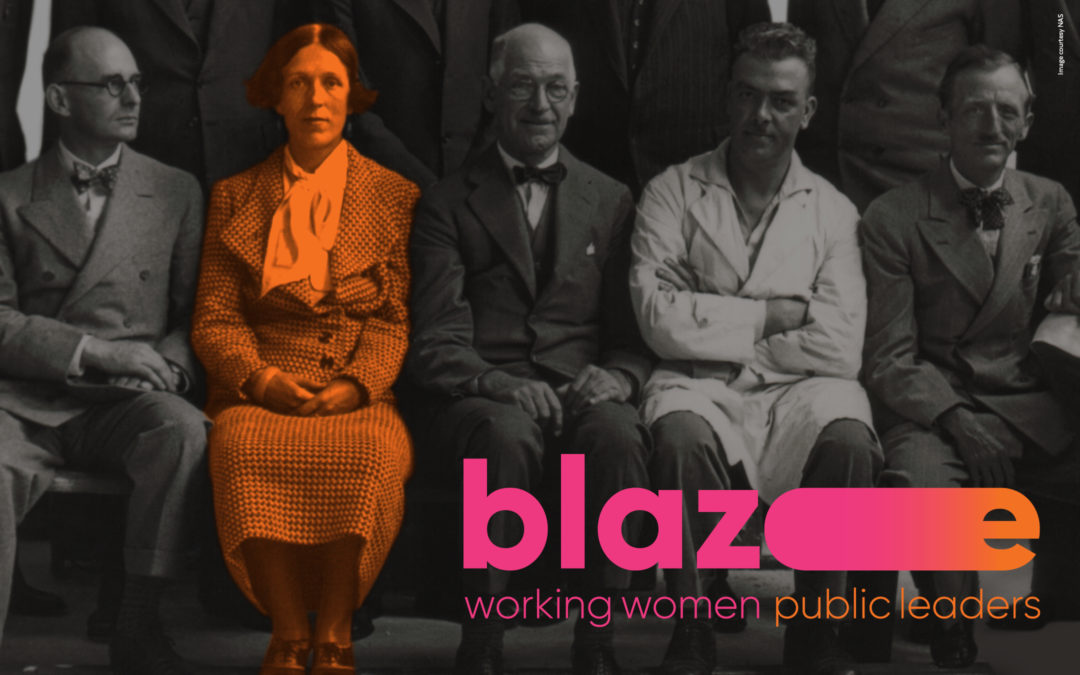 Exhibition: Blaze: Working Women, Public Leaders