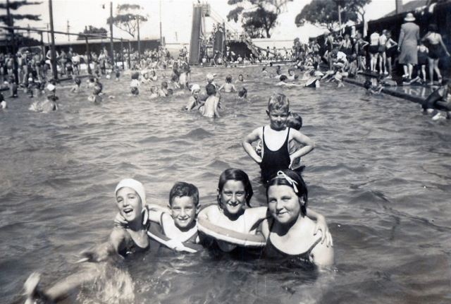 Sydney's Lost Aquatic Centre (and zoo!): Pemberton's Ramsgate Baths, 1924-1970