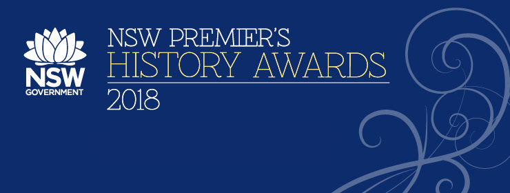 2018 NSW Premier's History Awards and Launch of History Week