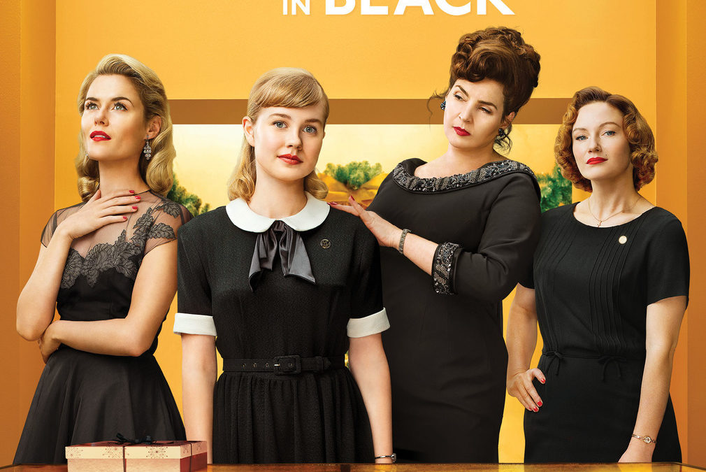 Ladies in Black – Giveaway