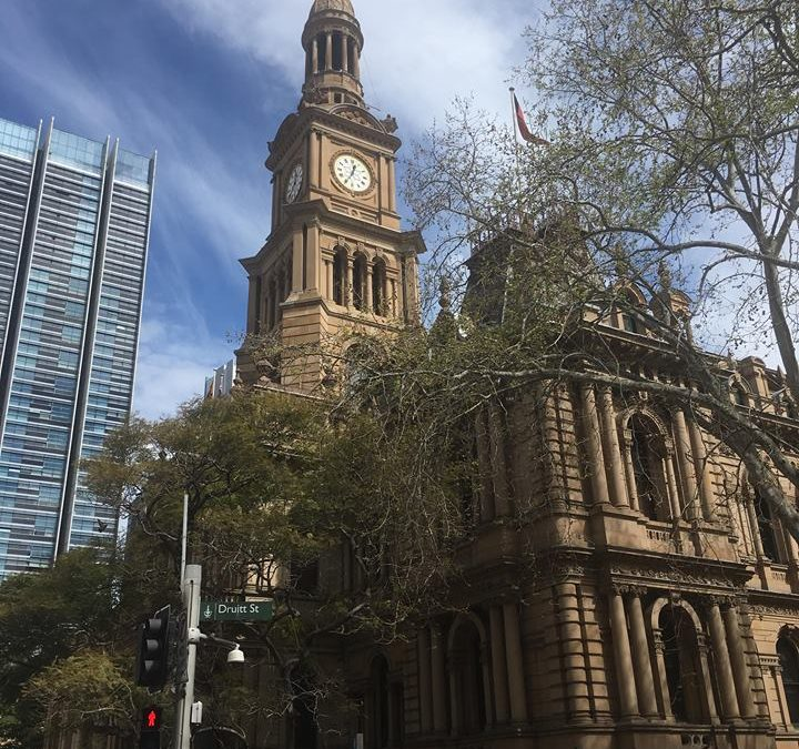 History Week 2018 wrap up – What Lies Beneath: The Old Sydney Burial Ground