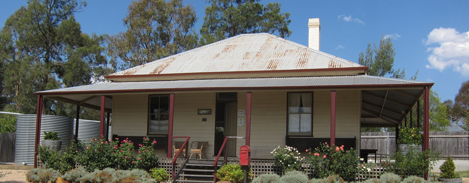 Rylstone Cottage Museum