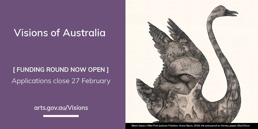 Opportunity: Visions of Australia Regional Exhibition Touring Funding