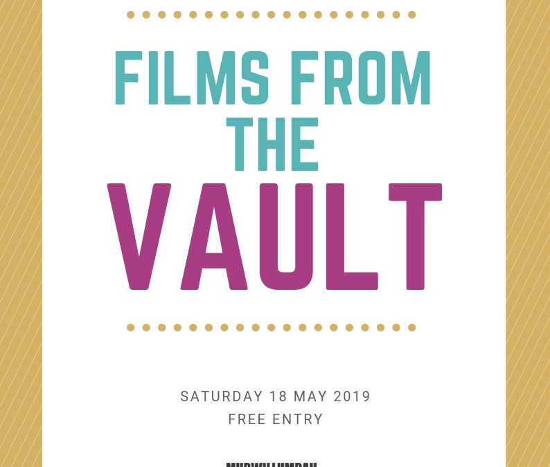 Film Screening | Films from the Vault at Tweed Regional Museum