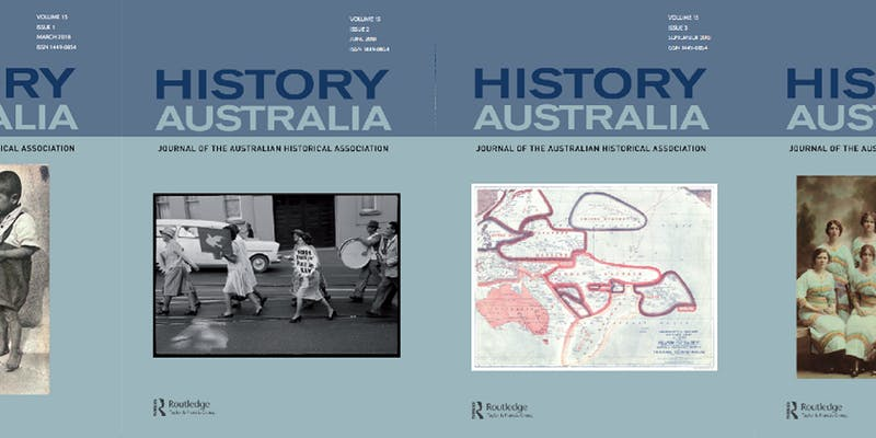 Information Session | Publishing in a History Journal: Tips from the Editors of History Australia