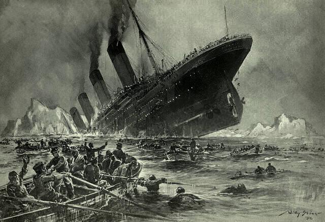 Seminar | RMS Titanic | 3 August 2019