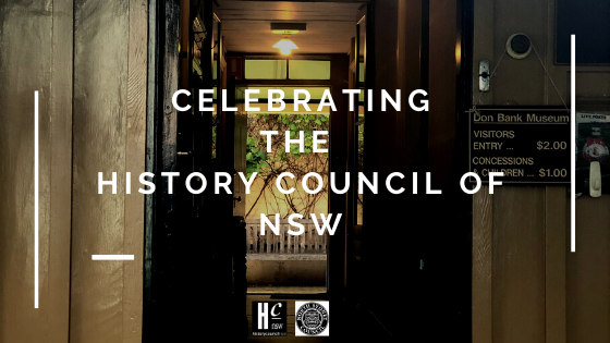 Event | Celebrating the History Council of NSW | 5 December 2019