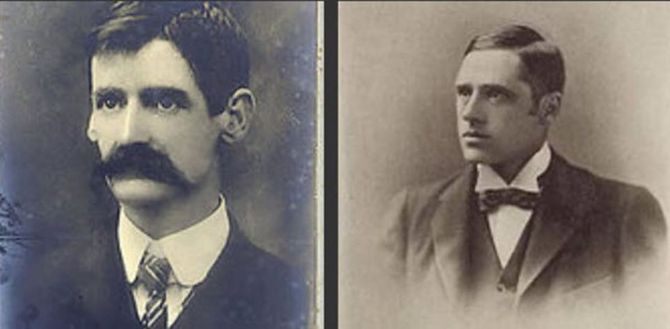 "Talk | ""A.B. ""Banjo"" Paterson & Henry Lawson"" 