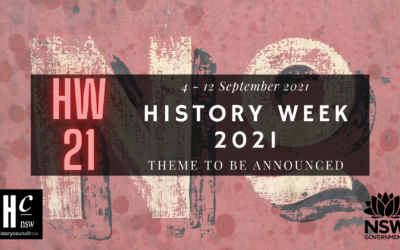 Call out to members – submit your History Week 2021 theme suggestions!