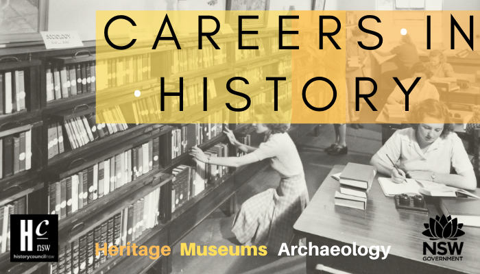 Careers in History Ep. 1 – Heritage, Museums and Archaeology